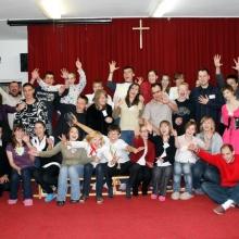 II edycja Alpha dla młodzieży w kościele Św. Rocha - wiosna 2009