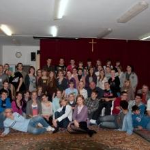 IV edycja Alpha dla młodzieży w kościele Św. Rocha - jesień 2010