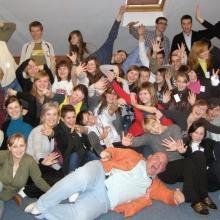 III edycja Alpha dla młodzieży w kościele Św. Rocha - zima 2010