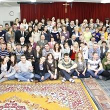 XXIII edycja Alpha w kościele Św. Rocha - zima 2012